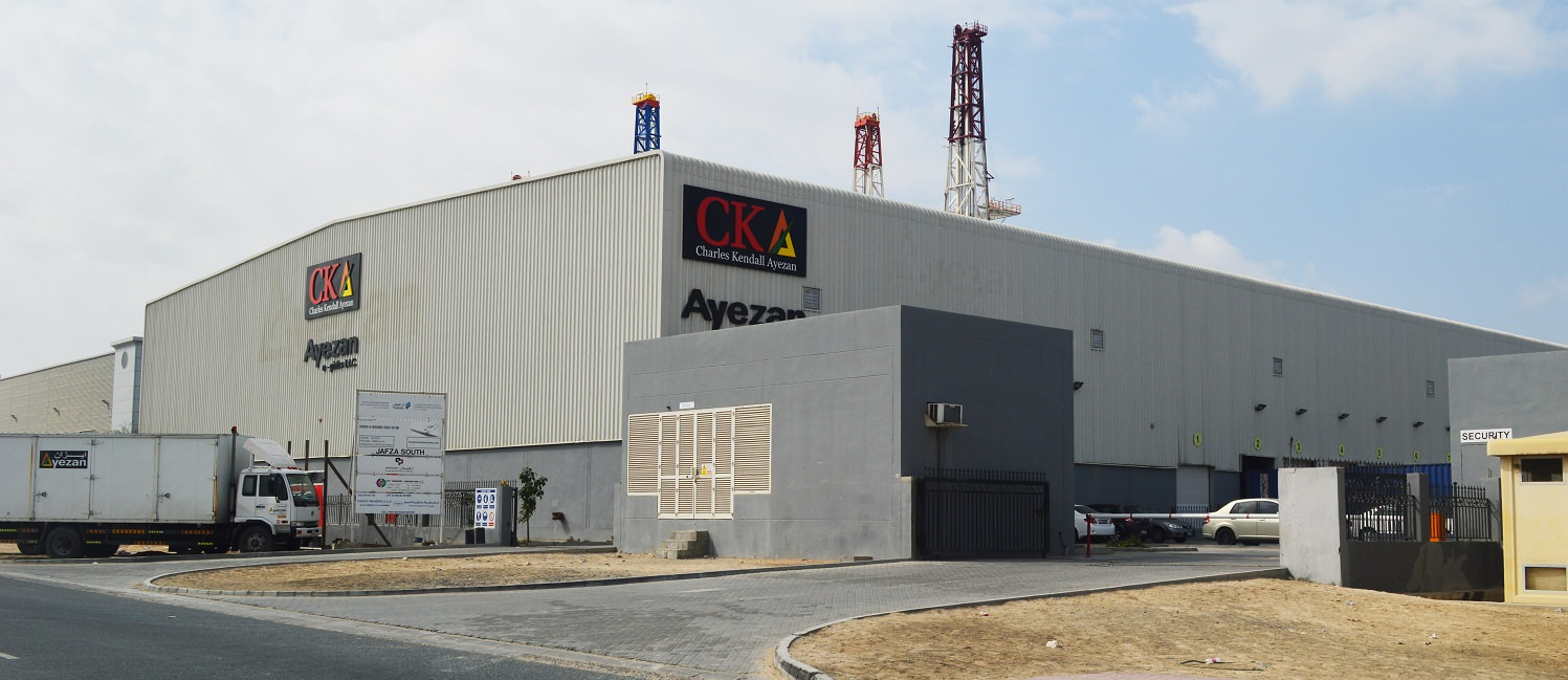 Middle East Co Packing Facilities | CKA in UAE • Charles Kendall